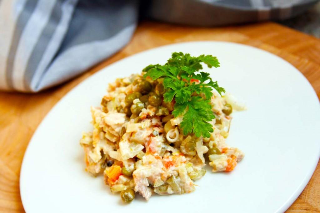 boeuf salata